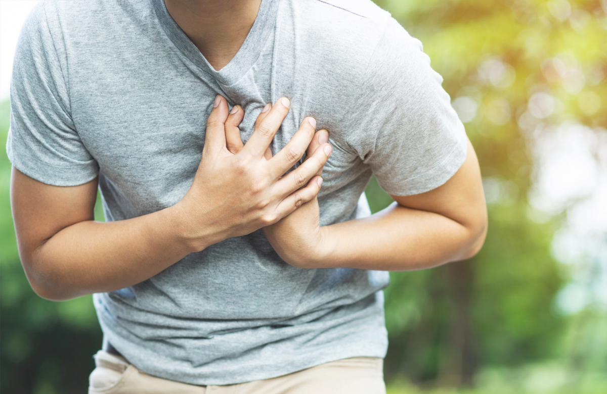 Your risk of heart disease