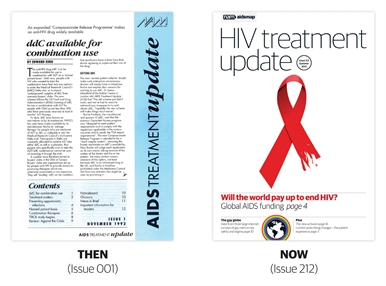 HIV & AIDS Information :: 20 years of HIV Treatment Update