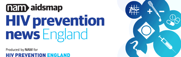 HIV Prevention News - England