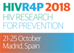 Coming soon: news from HIVR4P 2018