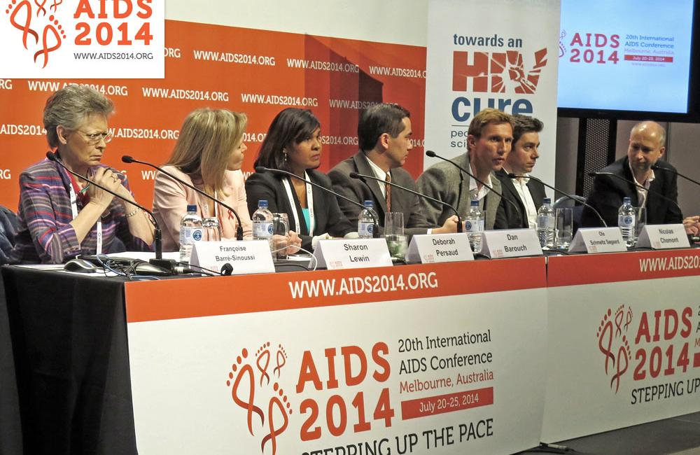 AIDS 2014: Researchers discuss progress towards an HIV cure | aidsmap