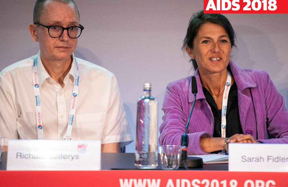 The kick that didn't kill: first-ever randomised HIV cure study