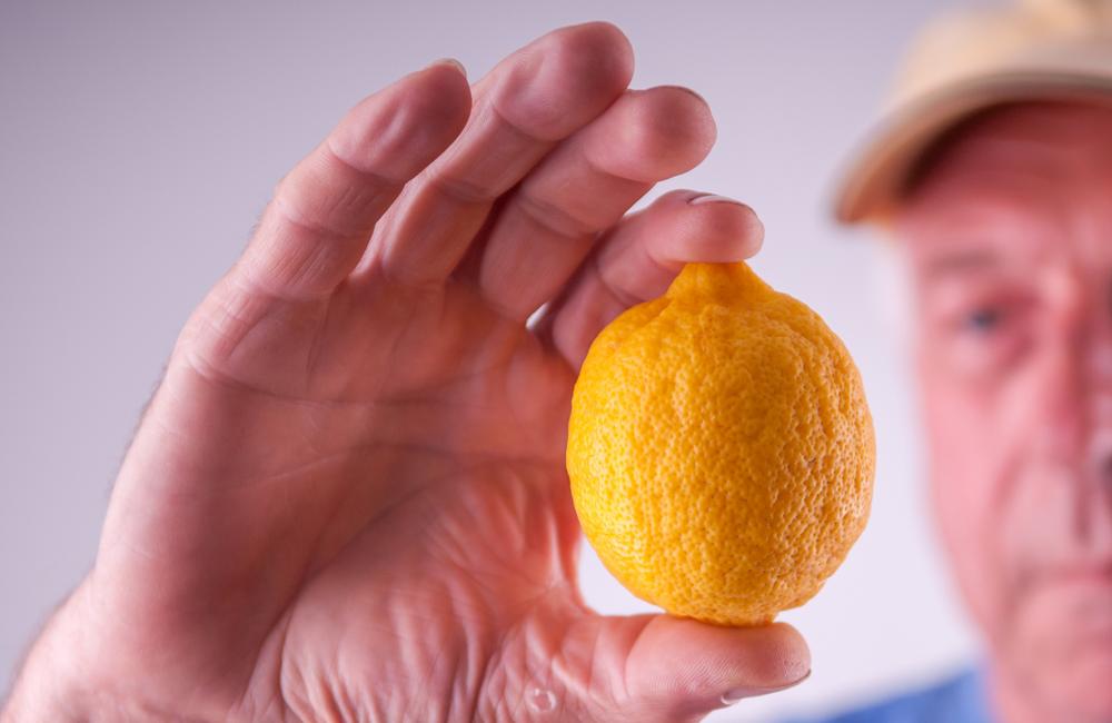 Could lemon juice block HIV infection?   aidsmap
